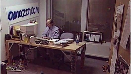 amazon monopoly flashback - Jeff Bezos 1990