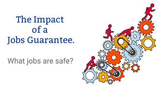 impact of a jobs guarantee