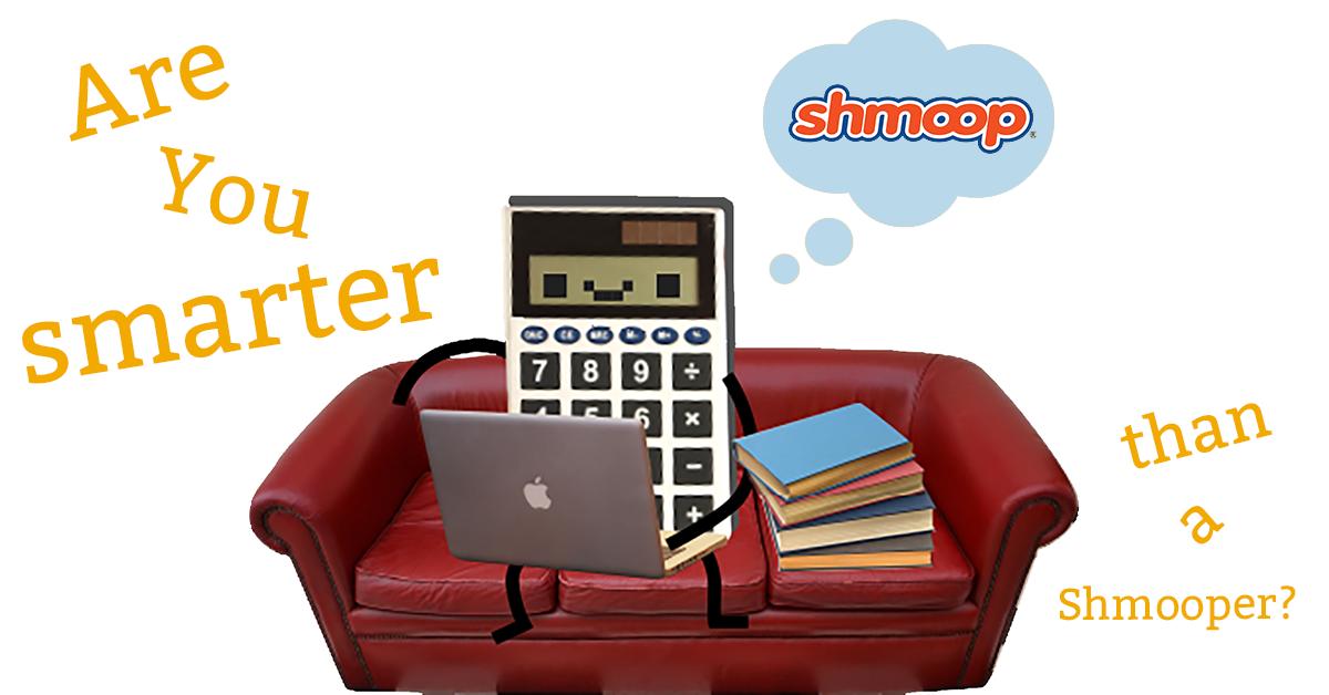 are you smarter than a shmooper