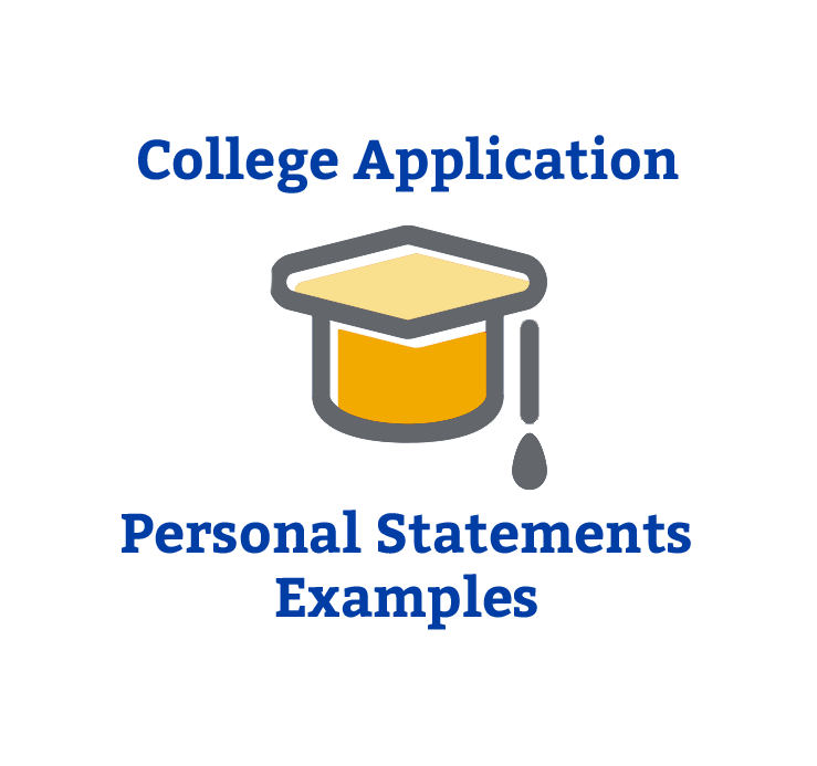 college application personal statement examples